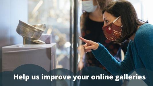 Help us improve your online galleries