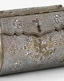 Islamic Metalwork Handbag from The Courtauld