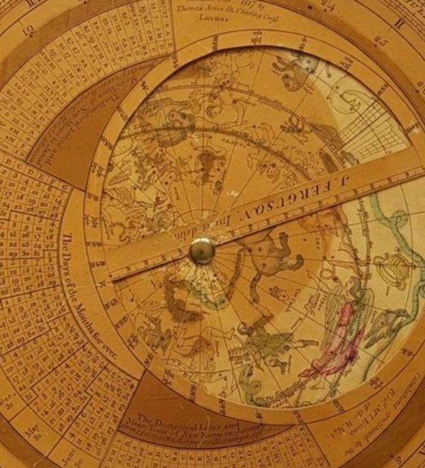 14576 Astronomical and Calendrical Volvelle