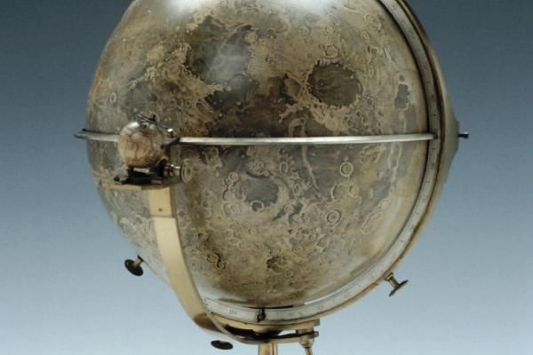 Russell, moon globe, 1797, Inv. 52085