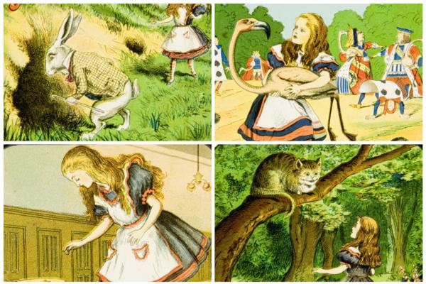 Alice Magic Lantern Slides Carousel image v1 1800x1200px