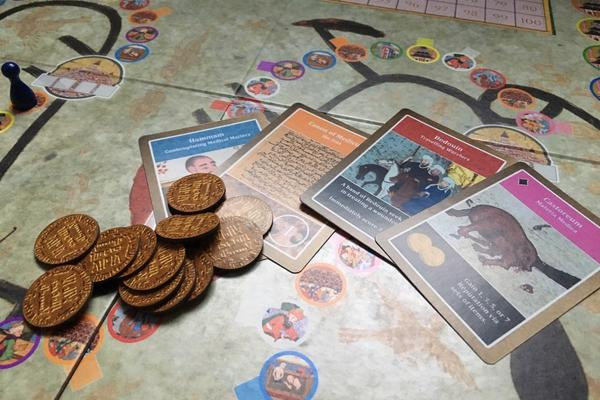 Event: Medieval Board games 2