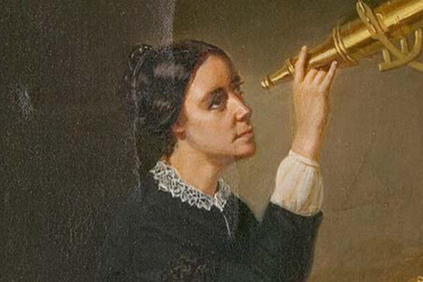 mariamitchell women in astronomy