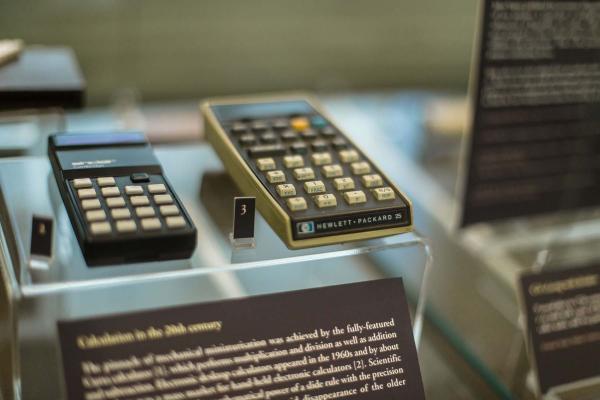 Calculator 285