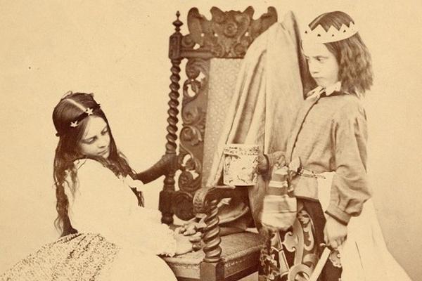 Photograph (Albumen Print) by C. L. Dodgson (Lewis Carroll)