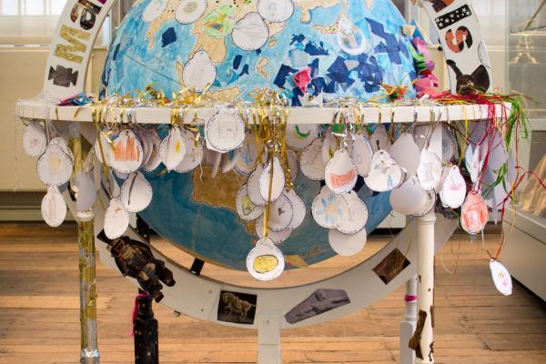 renaissance globe exhibition ashmolean