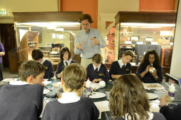 renaissance globe project schools 120713