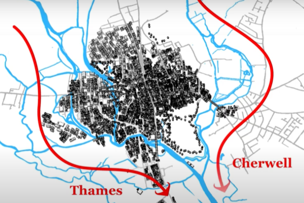 Sanitation and Typhoid in Oxford
