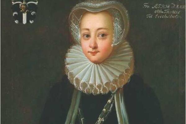 sophie brahe portrait