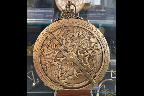 Astrolabe from the History of Science Museum Shop