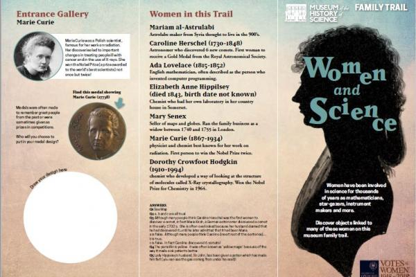 womeninsciencetrail