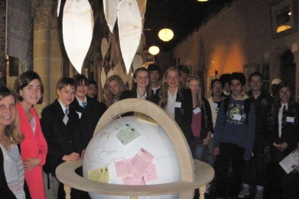 Renaissance Globe Project: MNH activity winners