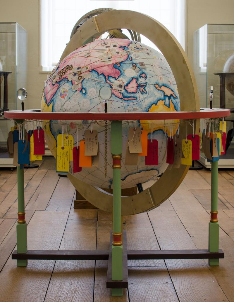 renaissance globe exhibition mhs