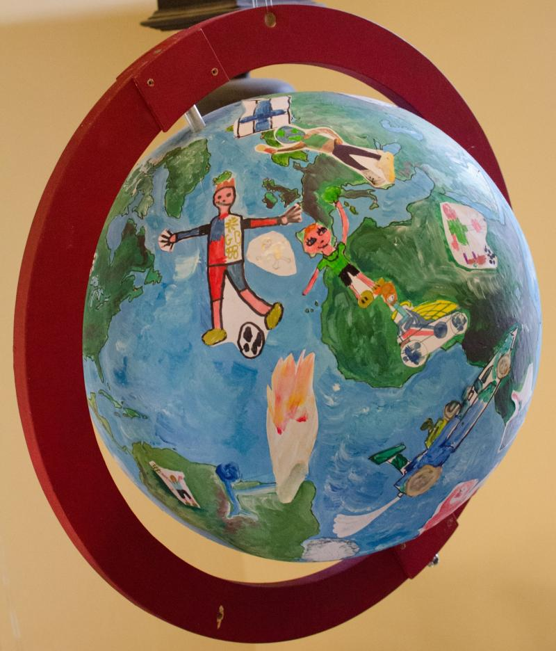 renaissance globe exhibition museum of oxford2