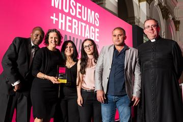 museumheritage awards 2019 london olympia simon callaghan photography 240