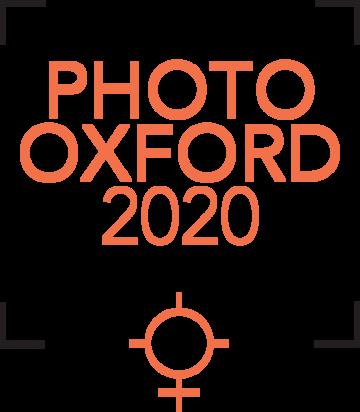 Photo Oxford 2020 two-colour logo