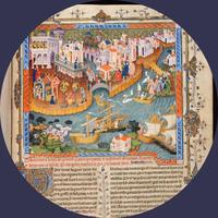 Marco Polo's Travels (Bodleian Libraries, University of Oxford)