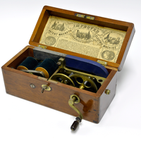 Magneto Electric Therapy Machine by Pawson Brailsford, Sheffield c. 1900